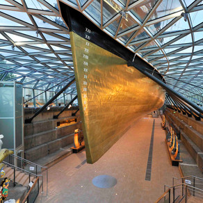 Royal Museum Greenwich are delighted to announce that the Cutty Sark reopens today!