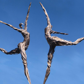 Don't miss last stunning Wiltshire 'Sculpture in a Landscape'