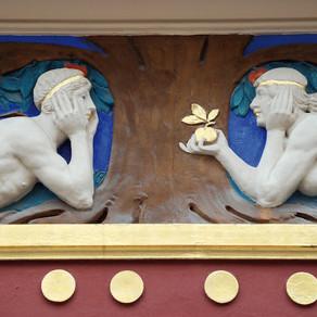 Where to find the stunning, avant-garde, 'Jugendstil' in Munich, Germany
