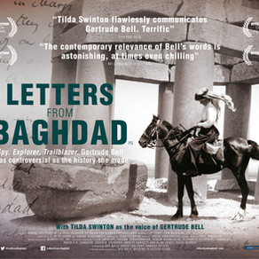 Who is Gertrude Bell? Find out with stunning new film