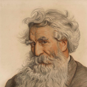 Rarely seen Pre-Raphaelites drawings and watercolours in Ashmolean Museum exhibition