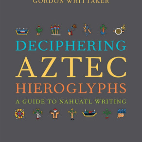 First guide to Aztec hieroglyphs published at last