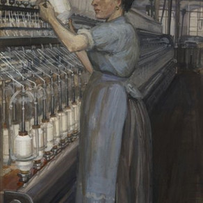 Tate acquires watercolours by artist and suffragette Sylvia Pankhurst