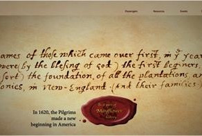 Mayflower 400th anniversary launches interactive website on Pilgrim families
