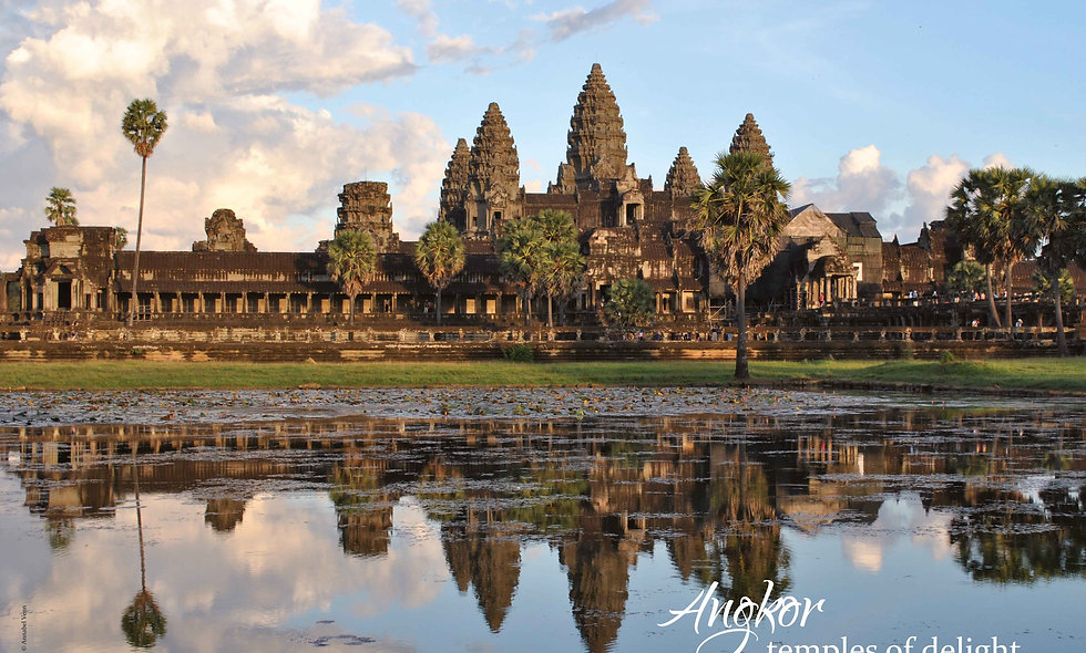 Angkor: Temples of Delight