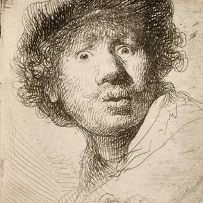 A Young Rembrandt comes to the Ashmolean, Oxford