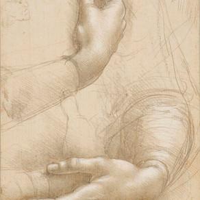 Leonardo's life in drawings