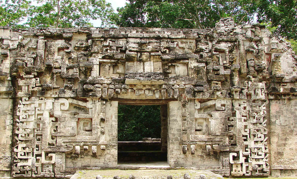 The mystery and enigma of Maya architecture