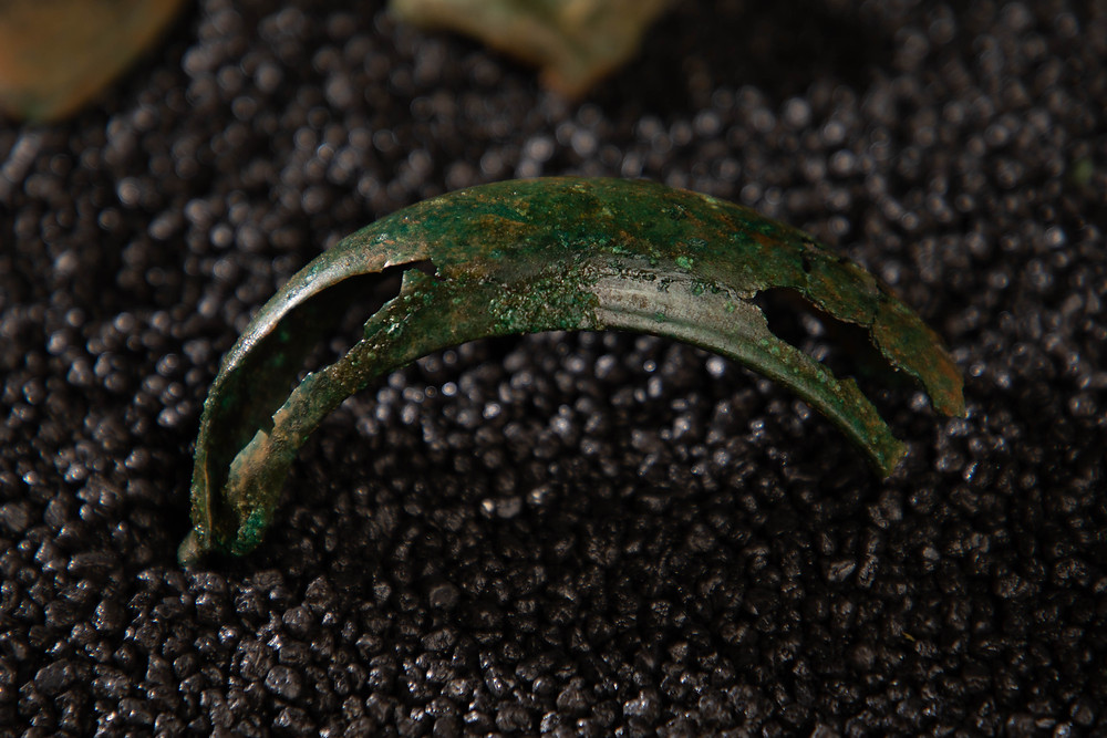 Bronze Age bracelet from the Havering Hoard