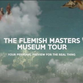 Don't miss the Flemish Museum virtual tours