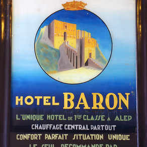 The Baron, Aleppo: Remembering Syria's legendary hotel