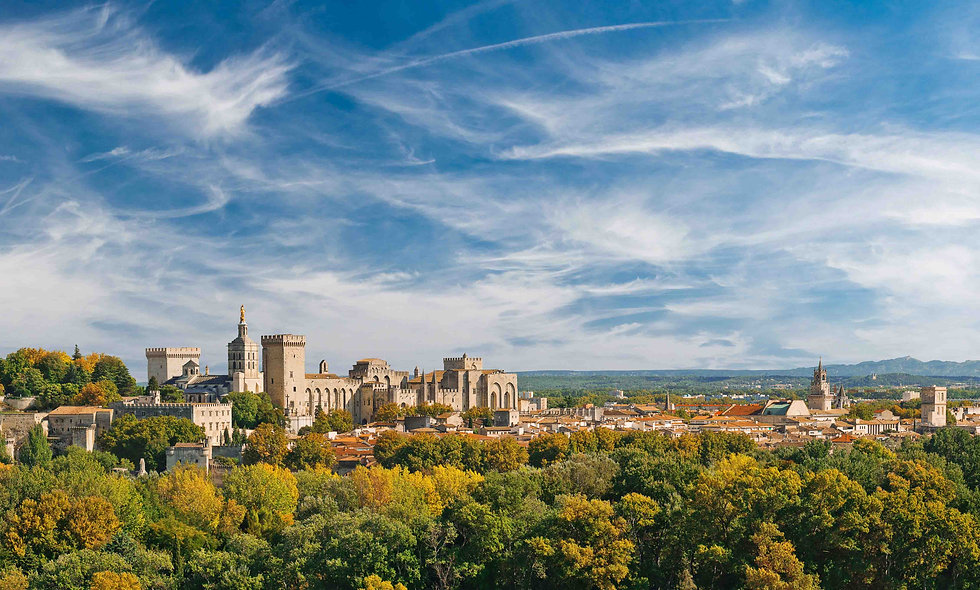 The Other Rome: Adventures in and around Avignon