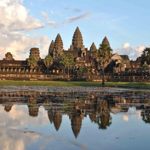 Exploring Angkor - Temples of Delight