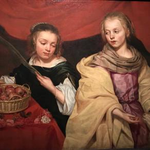 Don't miss this Baroque Flemish mistress