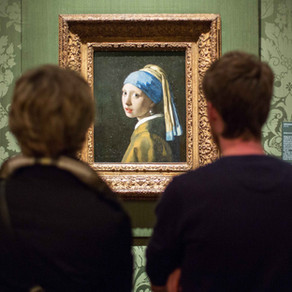Mauritshuis Live: A Sunday with the Girl at Home