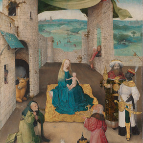 Hieronymus Bosch painting returns home