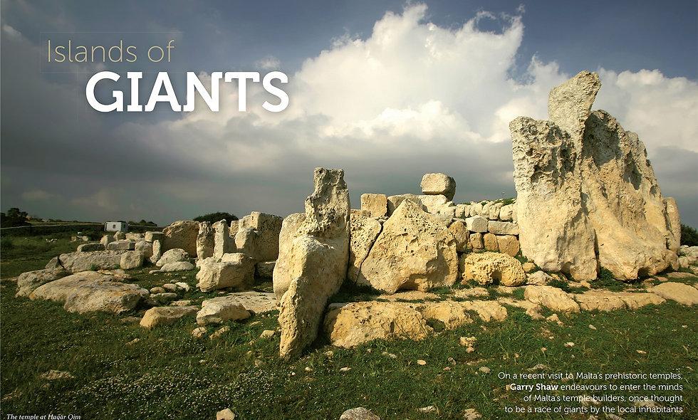 Islands of Giants