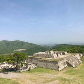 Off the beaten track: The lesser-known Mesoamerican city of Xochicalco, Mexico.