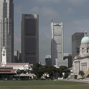 New artistic delights in Singapore
