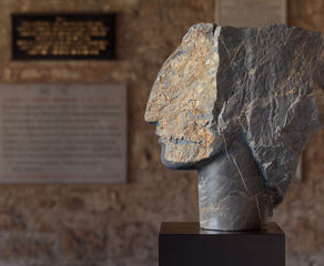 Don't miss Emily Young sculptures on display at New College, Oxford