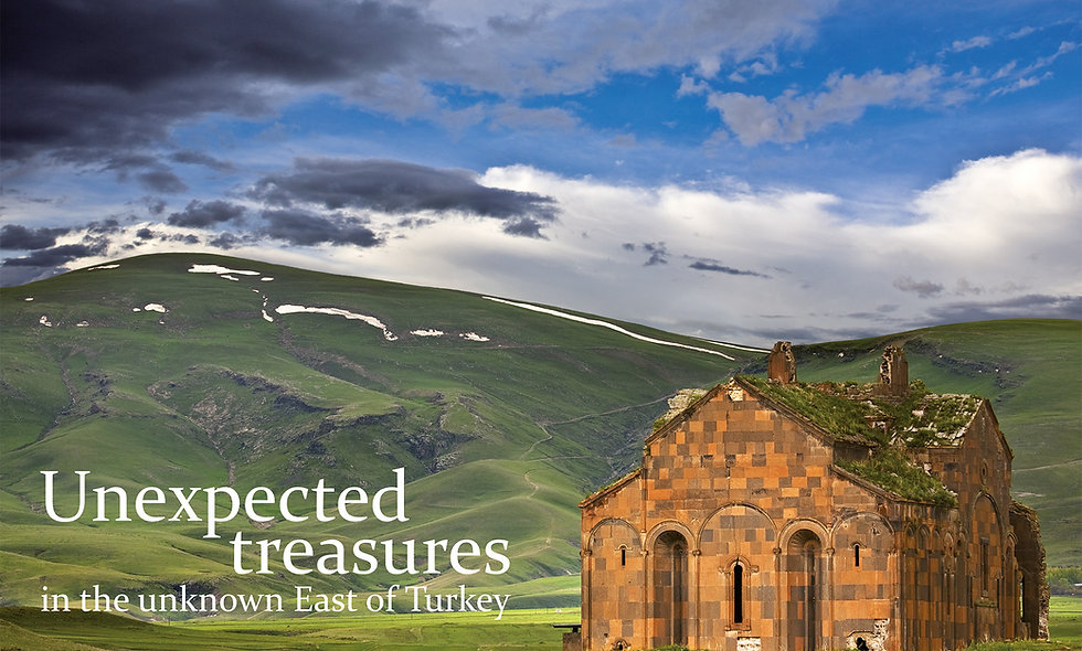 Unexpected Treasures in Eastern Turkey