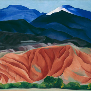 Largest O'Keeffe exhibition a huge success at Tate