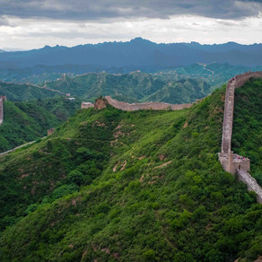 A personal Independence Day: July 4th at the Great Wall of China