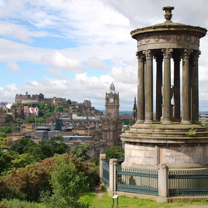 The Athens of the North: Edinburgh's Own Acropolis