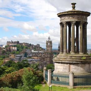 The Athens of the North: Edinburgh's Own Acropolis