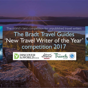 Have you dreamed of being a published travel writer?