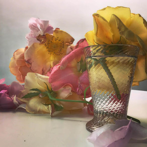 A blooming lovely show at Waddesdon as Nick Knight captures roses from his garden