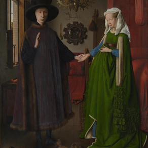Reflections: How Van Eyck inspired the romantics