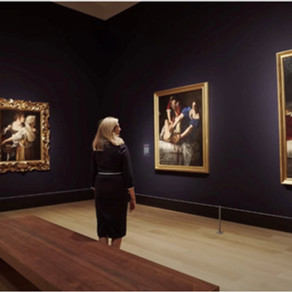 National Gallery launches online curator's tour of Artemisia exhibition
