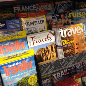 Timeless Travels now on sale overseas!