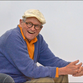 Hockney: One of the world's greatest living artists