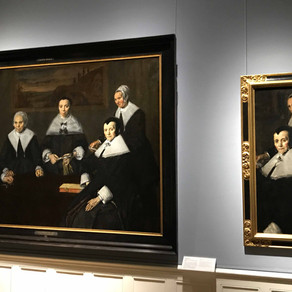 Frans Hals Museum celebrates 150 years since artist rediscovered by 'moderns'
