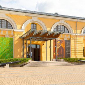 The Daugavpils Mark Rothko Art Centre