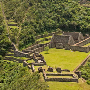 Choquequirao: Lost City in the Clouds