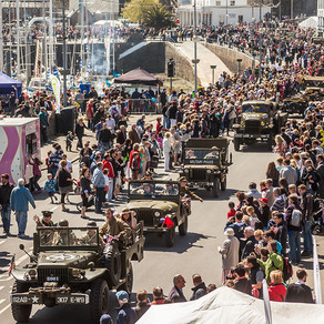 Lest we forget: Islands of Guernsey VE celebrations + National Archive WWII records