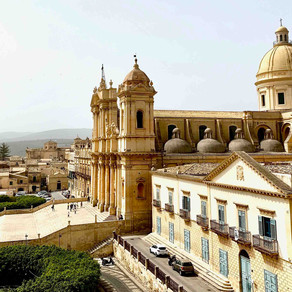 A Day in Noto, Sicily