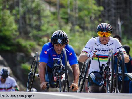 Baie-Comeau est choisi une 3e fois pour tenir les Championnats du monde de Paracyclisme en 2022