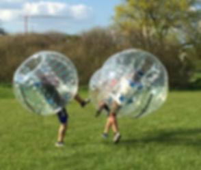 Bubble Soccer Mieten im Zollernalbkreis.
