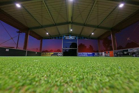 Soccerhalle Balingen-Fussball Balingen-M