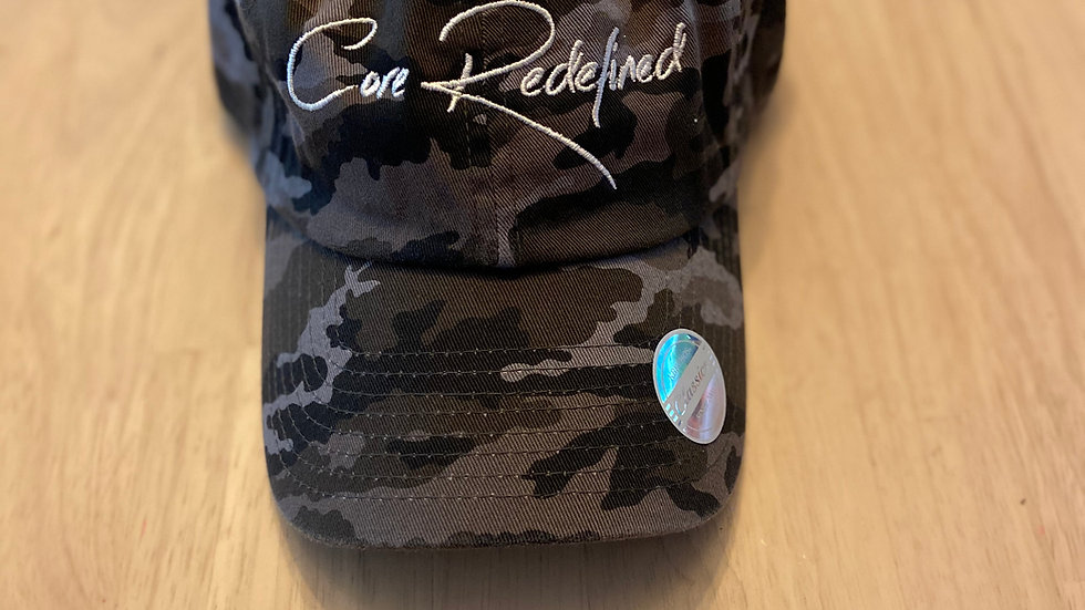Core Redefined Camo Cap
