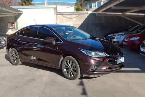 Chevrolet Cruze 1.4 LTZ Plus / 4 puertas, aut.