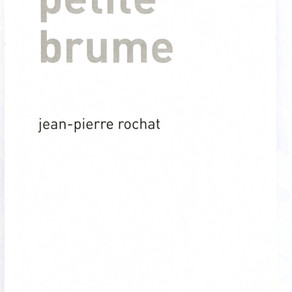 Jean-Pierre Rochat - Petite brume