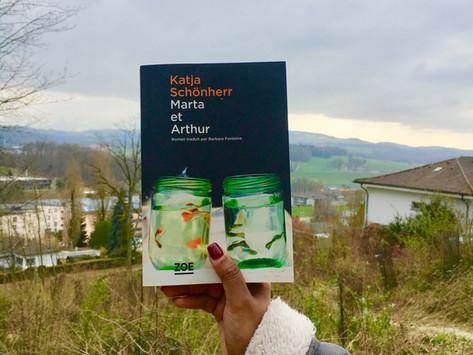Katja Schönherr - Marta et Arthur