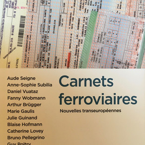 Collectif - Carnets ferroviaires