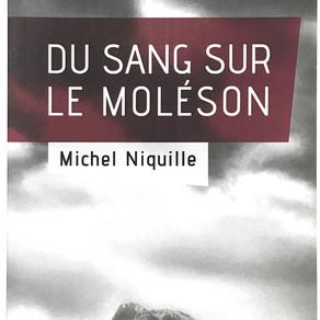 Michel Niquille - Du sang sur le Moléson