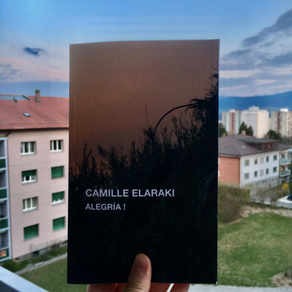 Camille Elaraki - Alegría !